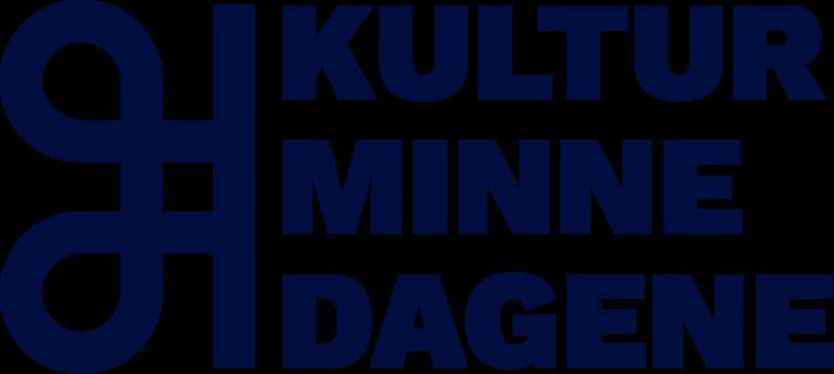 Logo for Kulturminnedagene