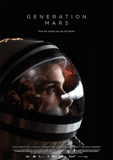 FIlmplakaten til Generation Mars