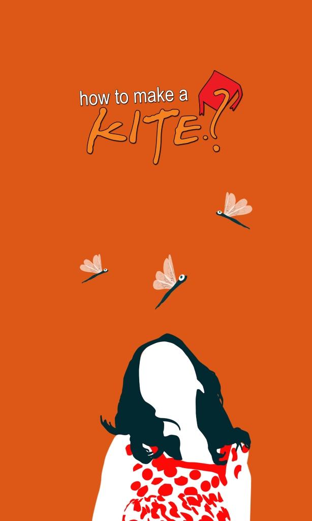"""Bilde av filmplakaten til """"How to make a kite"""""""